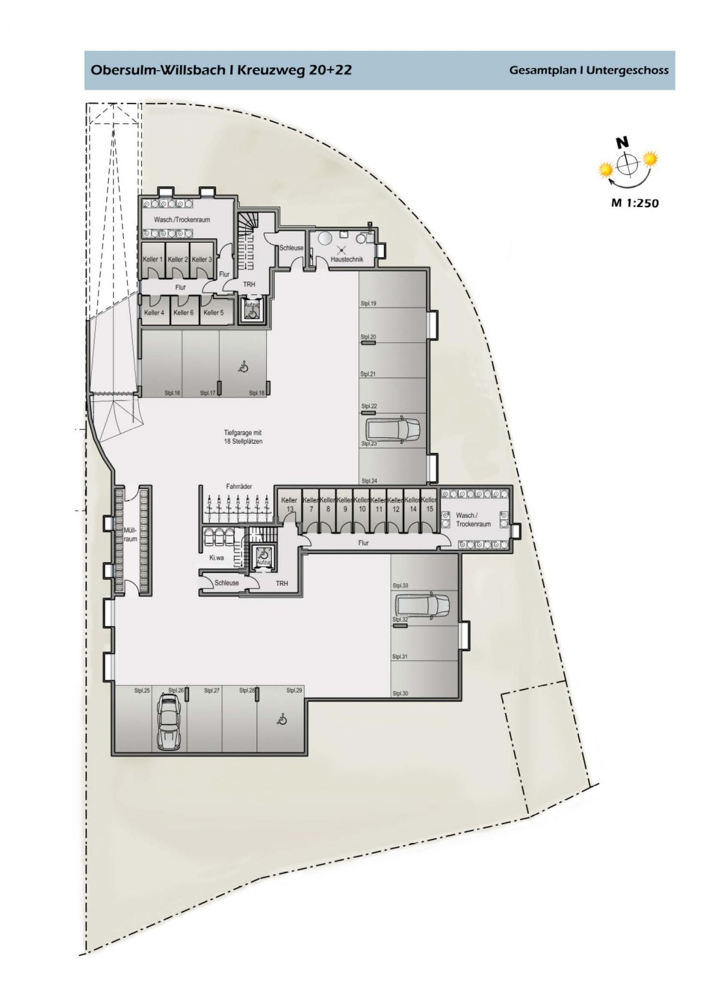 Bauprojekt obersulm willsbach wohnbau m ller for Fenster gemeinschaftseigentum